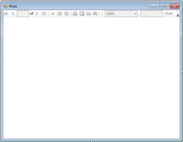 c# print invoice