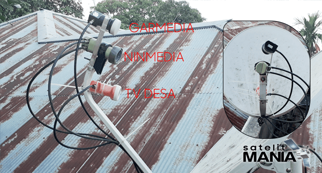 Cara Menggabungkan Ninmedia dan Garmedia dengan TV Desa