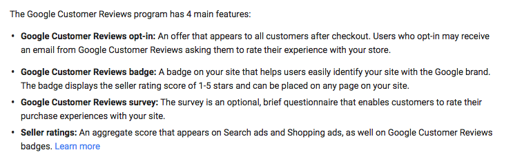 HelpHound Blog: Google introduce product reviews - free
