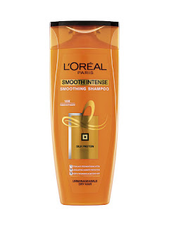 LOREAL PARIS SMOOTH INTENSE SHAMPOO 175 ml