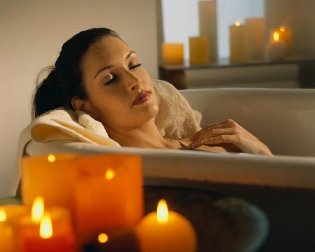 Baño Relajante Laurel