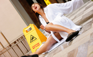 Financially Slammed And Suffering From A Slip And Fall Accident
