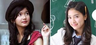 7 artis indonesia yang wajahnya mirip artis korea