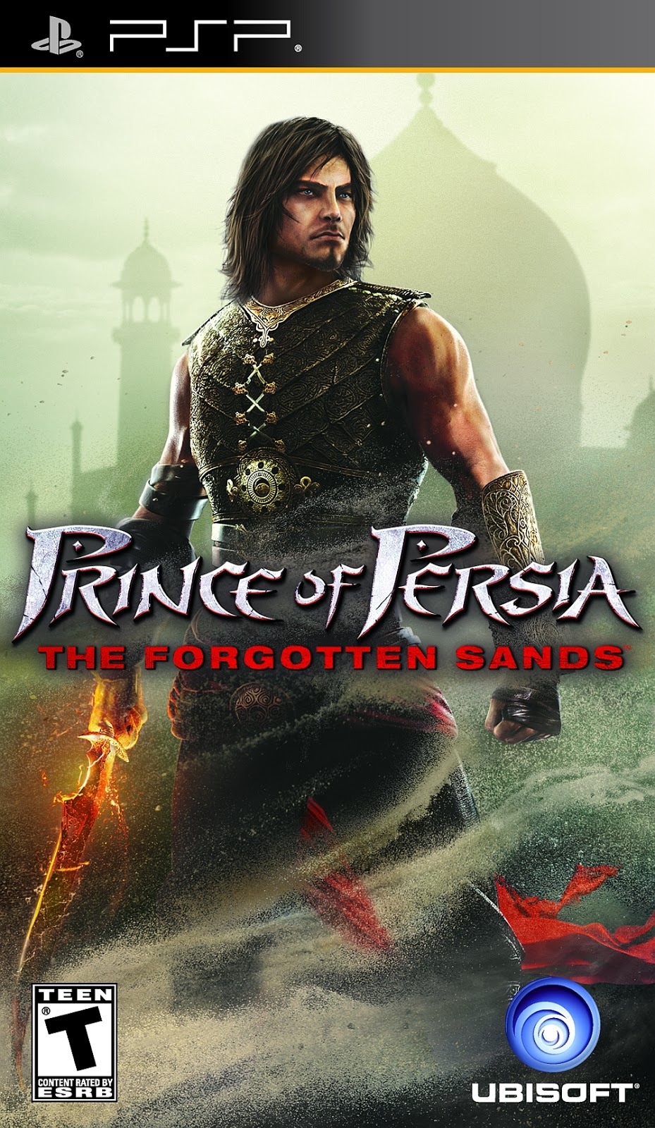 Prince of Persia - The Forgotten Sands - PSP - ISO Download