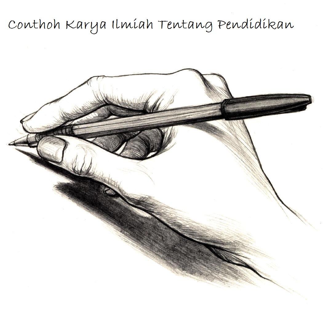 Karya Ilmiah Ut Karilutacid Selamat Datang Syaiful Bahar Pengertian Dan Pembahasan Karya Ilmiah