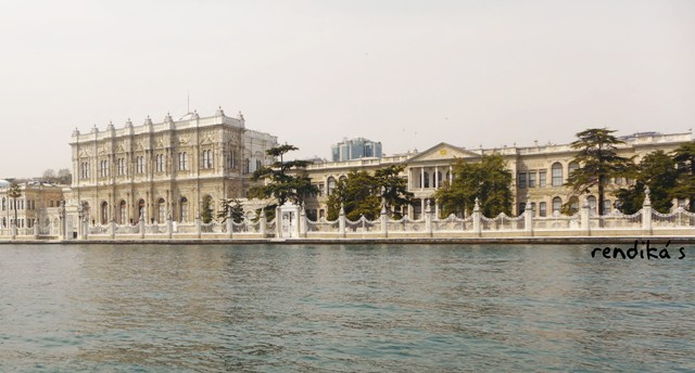 honeymoon ke Turki, Dolmabahce Palace
