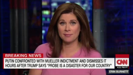 CNN's Burnett: Ex-Trump Aide Michael Anton Cancelled Interview Because He Can't Defend President
