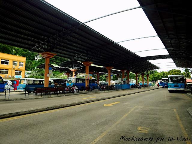 seychelles del aeropuerto al centro