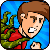 Escape from Rikon, a free fast paced running game about escape from an island available now for Android and iOS devices