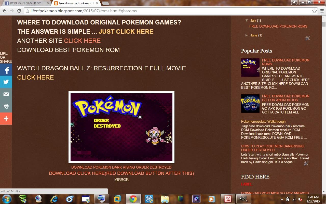 pokemon emerald apk download free