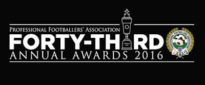 Senarai Calon PFA Awards 2016