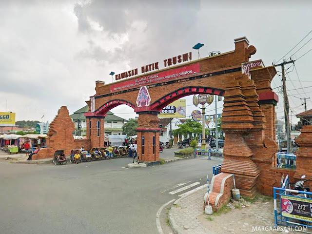 Kawasan Batik Trusmi