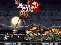 تحميل جميع اجزاء لعبة m*etal Slug 1 2 3 4 5 6 7 X من مديافير