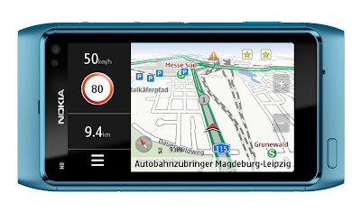 Nokia Maps v3 8 76 for Nokia N8 & other Belle smartphones