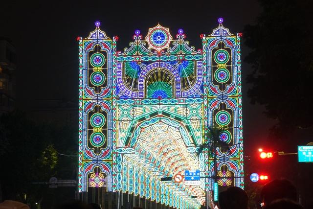 2019台北信義區Luminarie光雕秀~光之饗宴