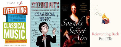 Four books on Classical Music