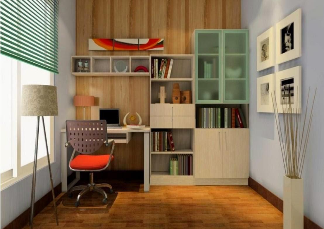 Contoh Dekripsi tentang Ruangan atau kamar belajar