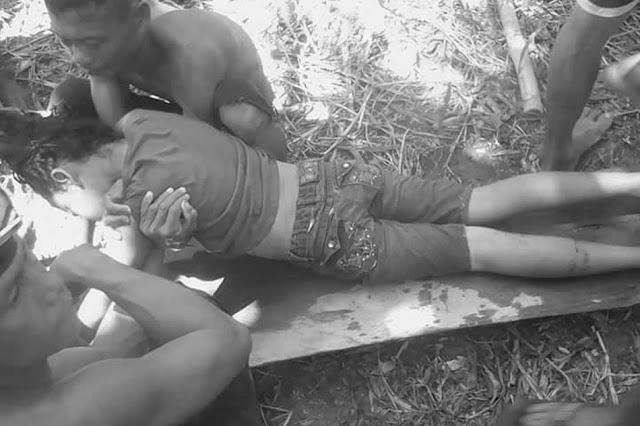 PH NEWS ► In Northern Samar 5 Siblings Drown In A River