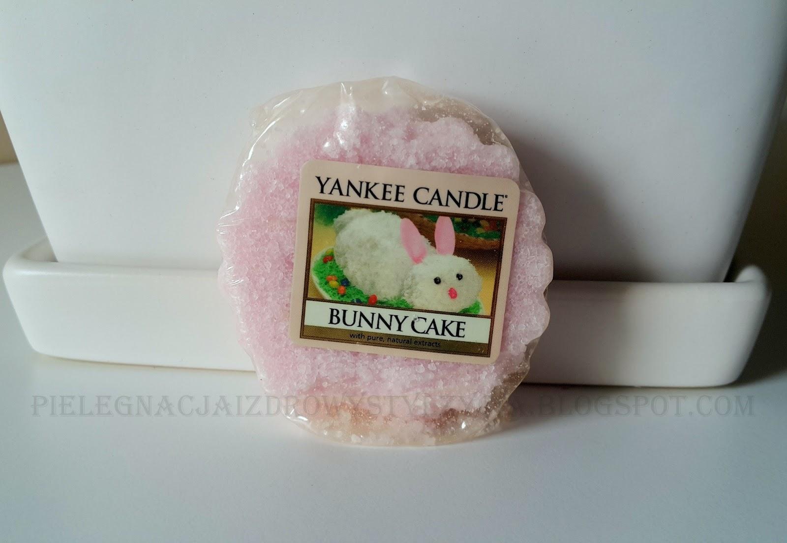 Bunny Cake Yankee Candle