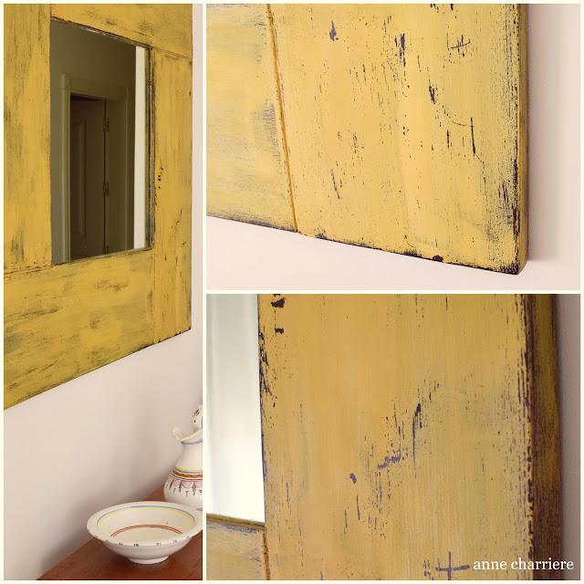 www.annecharriere.com, decorar dormitorio, pintura de leche, pintura de tiza, martine nostron,