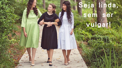 Vestimenta das mulheres