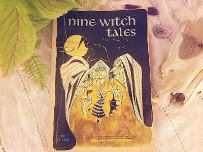 Magical Finds from My Grandmother's: Nine Witch Tales