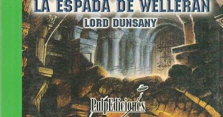 La espada de Welleran - Lord Dunsany La%2Bespada%2Bde%2Bwelleran