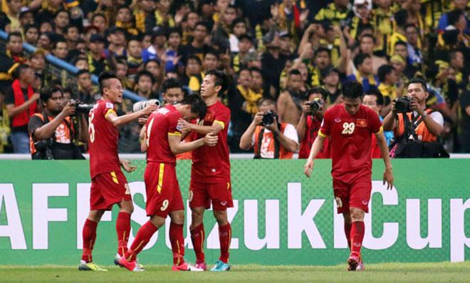 Link xem trực tiếp Việt Nam vs Malaysia, 15h30 ngày 23/11/2016