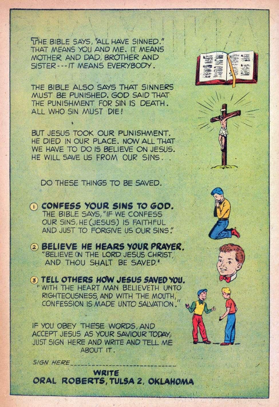 Oral roberts bible — pic 13