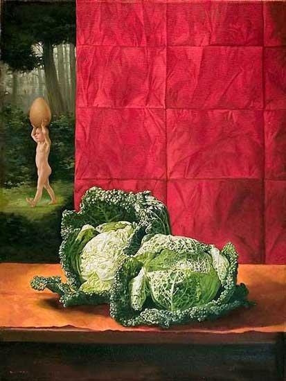 Bruno Di Maio 1944 | Italian Surrealist Figurative painter