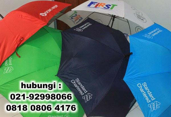 pabrik payung | payung promosi Tangerang