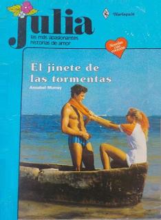 Annabel Murray - El Jinete De Las Tormentas