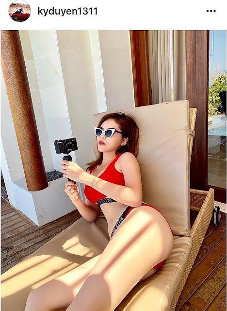 """Hồ Ngọc Hà, Kỳ Duyên và loạt sao nữ… phô diễn vòng 3 """"nóng rát mặt"""" trong cái nắng ngày hè"""