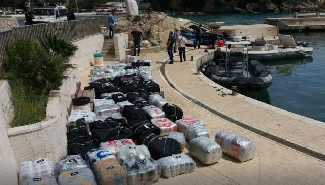 1.5 tons of skunk cannabis seized in Montenegro