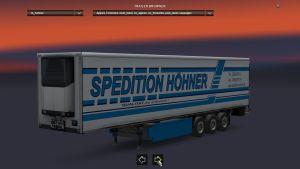 Hohner Spedition Trailer