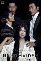 The Handmaiden (2016) - Poster