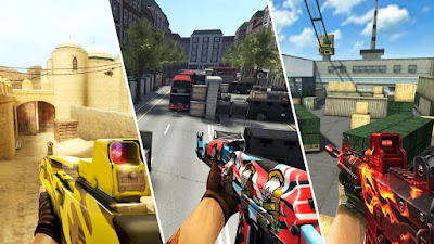 COVER STRIKE – 3D TEAM SHOOTER APK FOR ANDROID