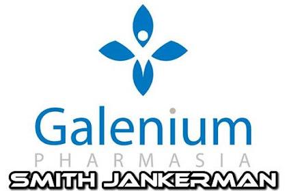 Lowongan PT. Galenium Pharmasia Laboratories Pekanbaru Juli 2018