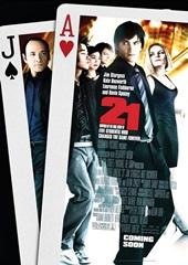 21 (2008) 720p Film indir
