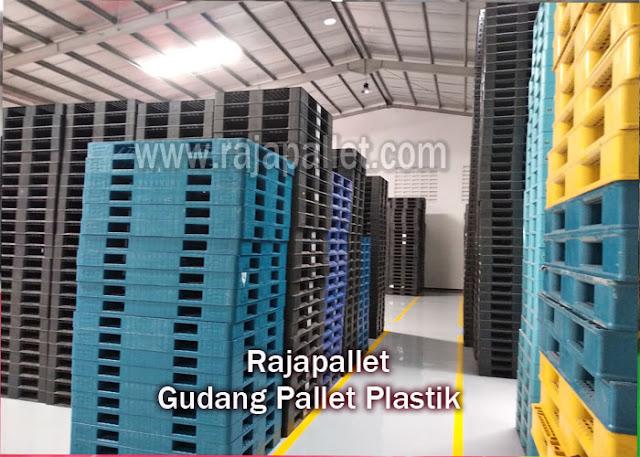 gudang Pallet Plastik Rajapallet