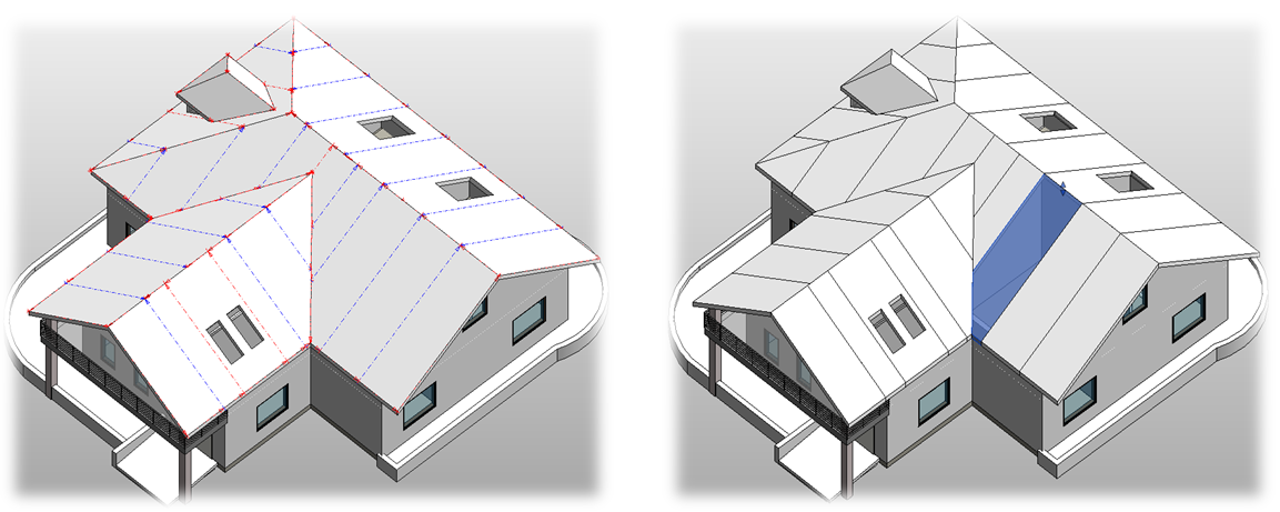 Revit Add Ons Prefabricated Roof Paneling Software For Revit
