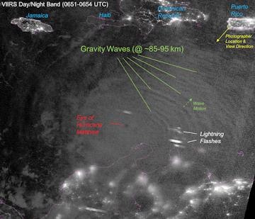 IMAGENS DO SATELITE DA NASA REVELA A CHOCANTE PROVA DE MANIPULAÇÃO DO CLIMA