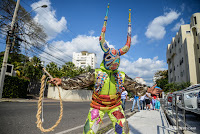 Carnaval Santiago Dominicaine excursions hotels visites dablo cojuelo