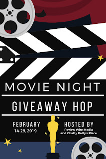 Movie Night Giveaway Hop ~ Ends 2/28