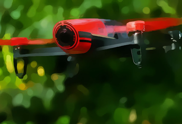 Parrot Bebop Quadcopter