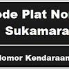 Kode Plat Nomor Kendaraan Sukamara