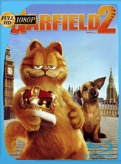 Garfield 2 2006 HD [1080p] Latino [GoogleDrive] DizonHD