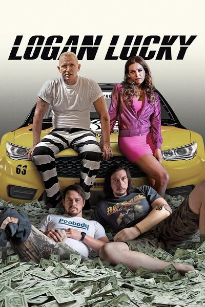 Logan Lucky (2017) Full Movie [Hindi-DD2.0] 400MB BluRay 480p ESubs Download