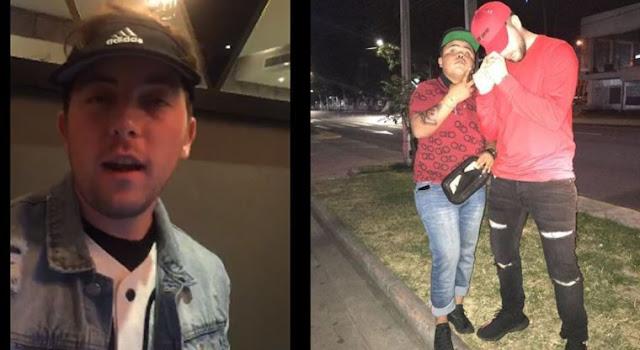 """Desaparecidos amigos youtubers famosos HotSpanish y Ben el Gringo de """"El Pirata de Culiacán"""""""