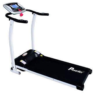 Powermax Fitness TDM-96 Motorized Treadmill - best treadmill in india